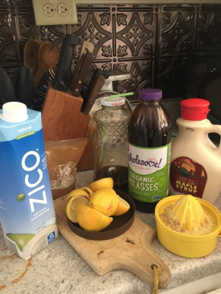 'Master Cleanse' Lemonade
