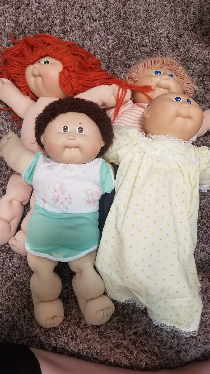Value of Cabbage Patch Kids Dolls? | ThriftyFun