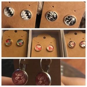 Jewelry Business Name Ideas - earrings