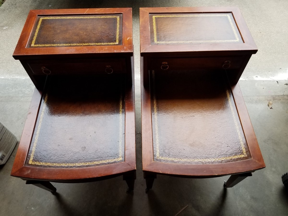 Picture of: Value Of Tiered Mersman Tables Thriftyfun
