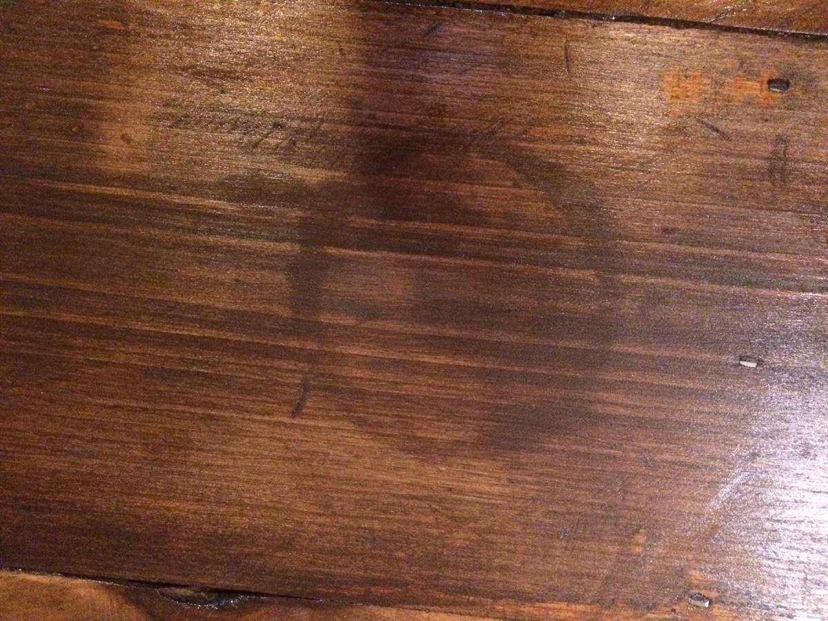 Water Based Polyurethane Mark On Floor