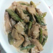 Simplified Bicol Express