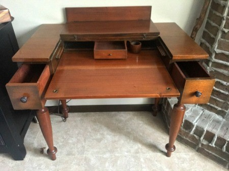 Value of an Antique Writing Desk