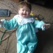 Value of an Ashton-Drake Doll - baby doll