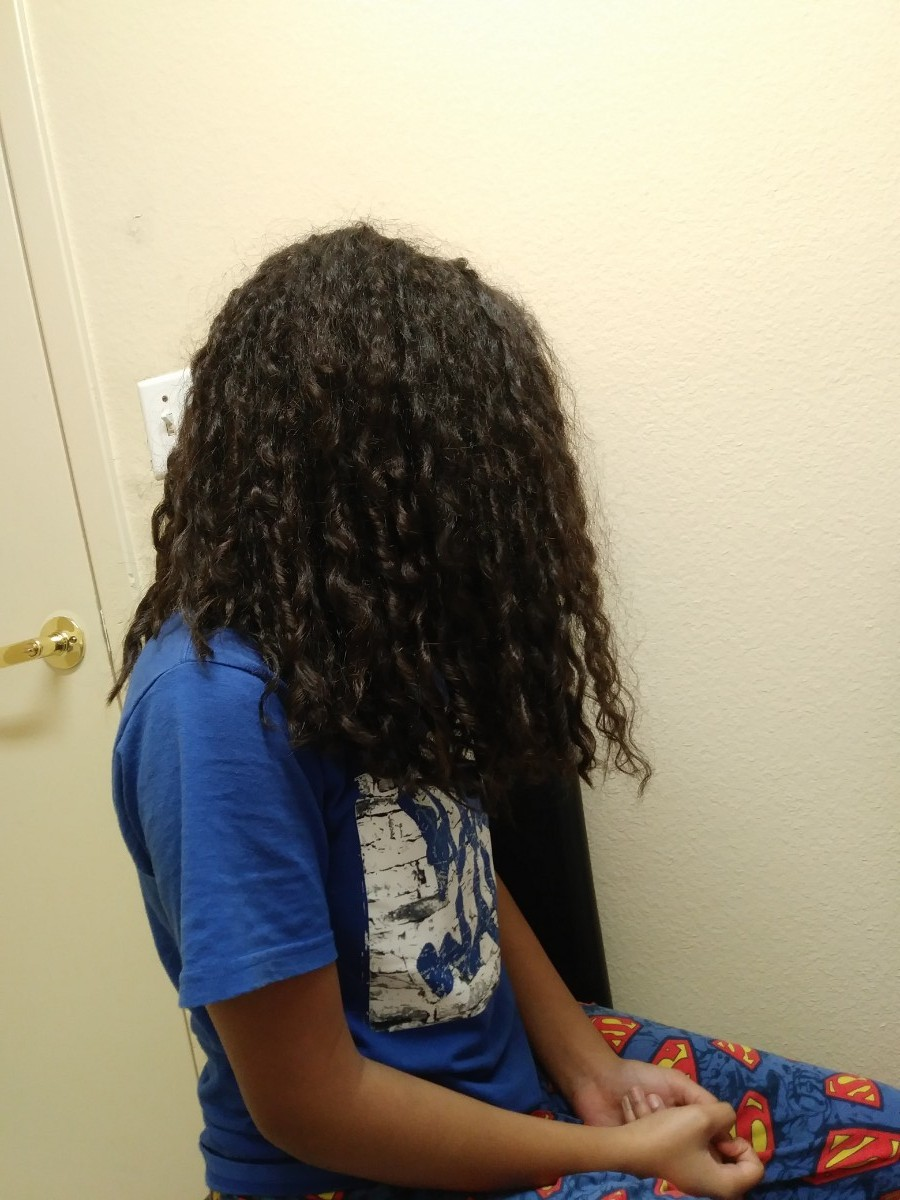 Permed Hair Not Curly Enough Thriftyfun