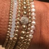 Handmade Jewelry Business  Name Ideas - beaded bracelets