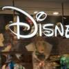 Disney store front.
