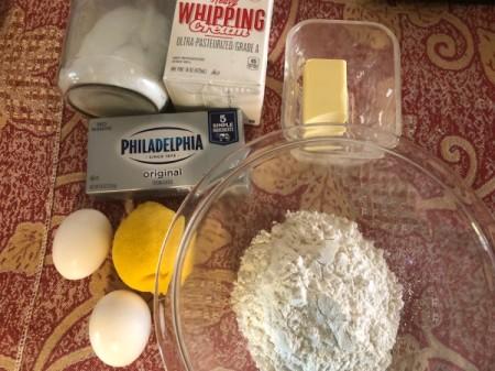 Stovetop Cheese Tart