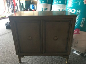 Value of an Antique Buffet