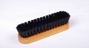Shoe brush.