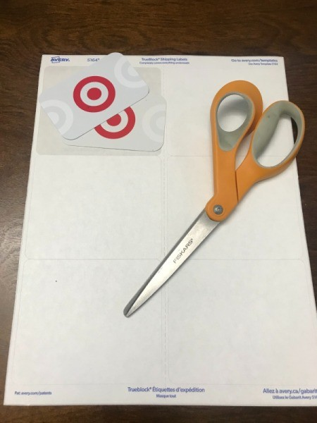 Upcycle Giftcard to Keychain with a Fob