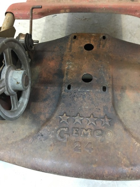 Value of an Old Reel Riding Mower