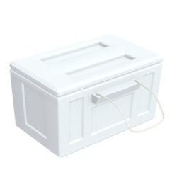 Styrofoam Ice Chest
