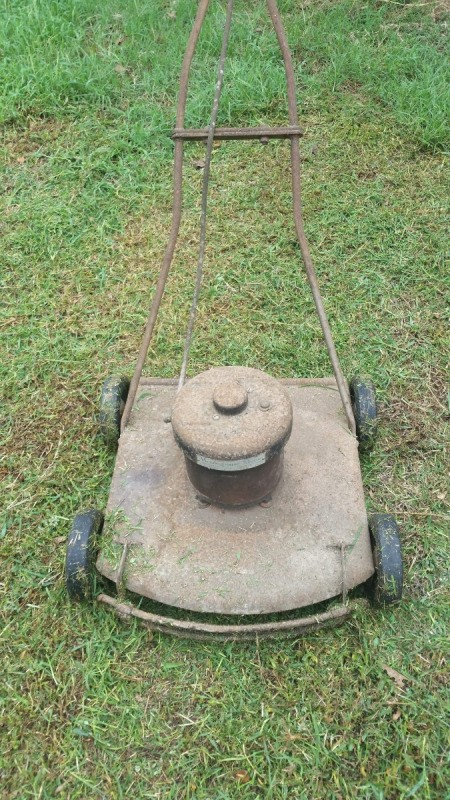 Value of an Electric Westinghouse Motor Push Mower