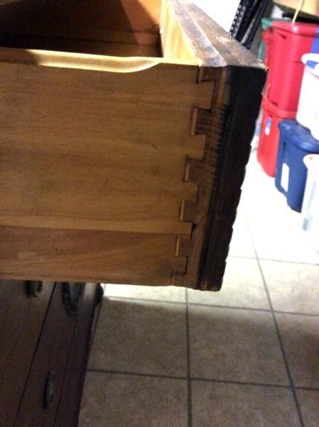 Value Of An Old Dresser