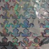 Teach Kids to Use Sticker Sheet Scraps - sticker sheet after star stickers used up