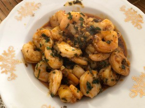 New Orleans Style Spicy Shrimp