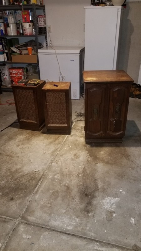Value of a WT Grant Vintage Stereo System