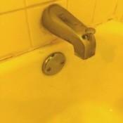 Repairing a Leaky Diverter Faucet