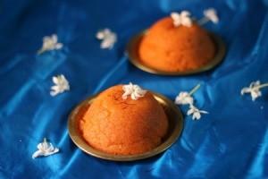 Indian dessert, Sheera.