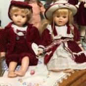 Identifying Knightsbridge Dolls - dolls