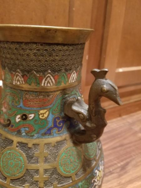 Value of an Antique Japanese Bronze Vase
