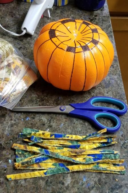 Not Country Bumpkin - Country Pumpkin! - supplies