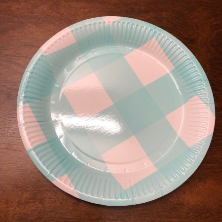 Paper Kids' Crown - paper plate