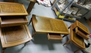 Value of Mersman Tables - end and coffee tables