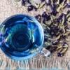Purple flower Tea.