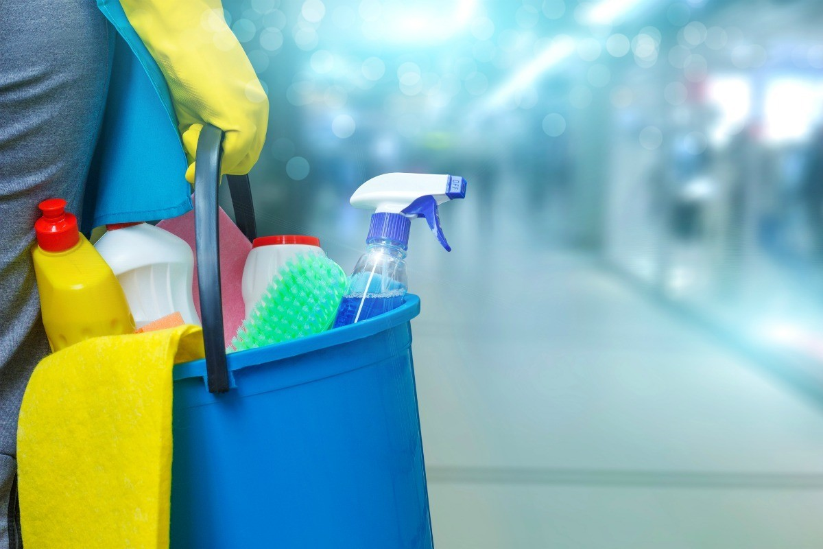 Name Ideas for Cleaning Business Reflecting Military Background