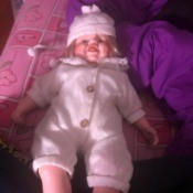 Value of an Ashley Bell Doll -  baby doll