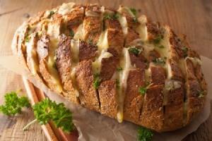 Stuffed Bread.