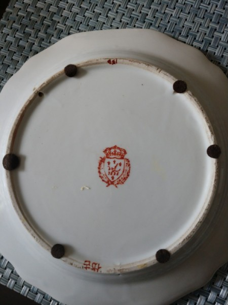Value of a Chinese Plate