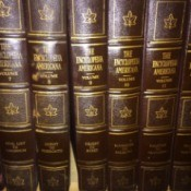 Value of Encyclopedia Americana Set
