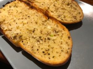 finished Garlic Bread