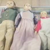 Identifying Old Dolls