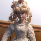 Value of a Collector's Choice Porcelain Doll