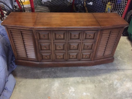 Value of a Vintage Zenith Console Stereo System | ThriftyFun