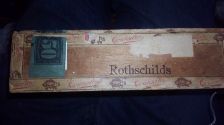 Value of a Vintage Cigar Box