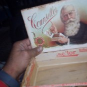 Value of a Vintage Cigar Box