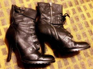 All Natural Leather Cleaner and Conditioner - high heel boots