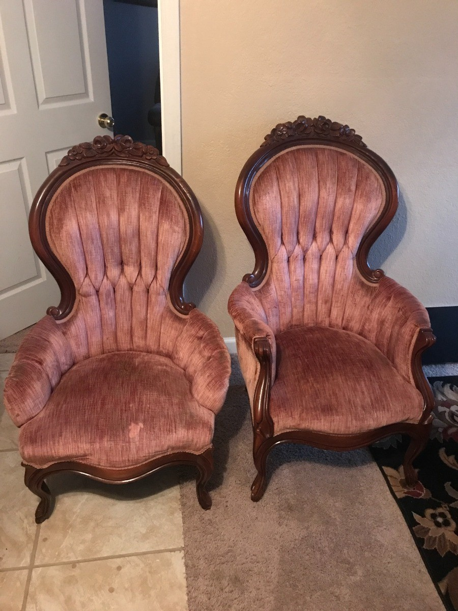 Value Of Possible Antique Chairs