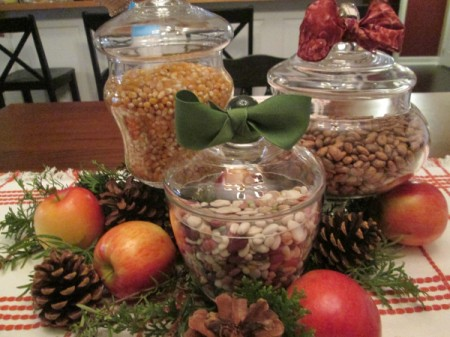 Decorating From Your Pantry