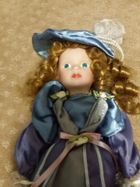Value of a Limited Edition J. Misa Porcelain Doll