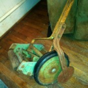 Value of a Mast Foos Co.Vintage Lawn Mower and Edger