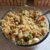 Cauliflower Fried Rice in bowl
