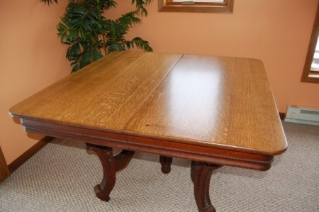Value of a Vintage Dining Table