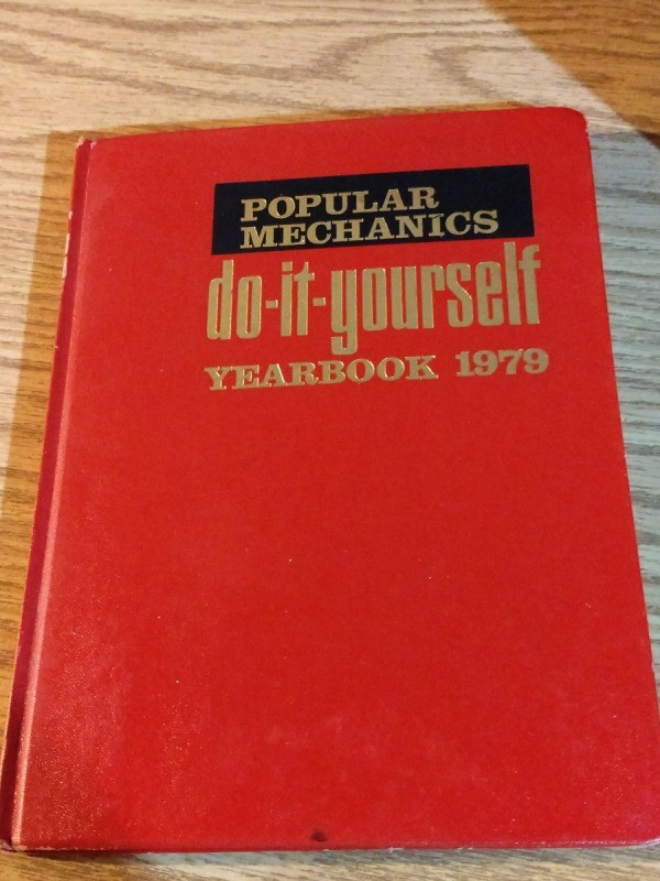 Value Of Popular Mechanics Do It Yourself Books Thriftyfun