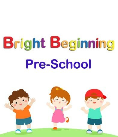 i need a tagline and quotes for my new preschool bright beginning